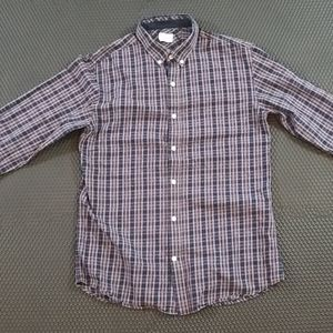 Selected Homme Slim Fit Plaid Shirt
